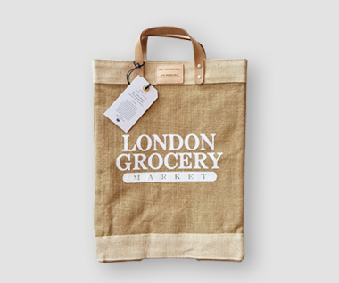 Market Bag (Apolis for London Grocery Market)