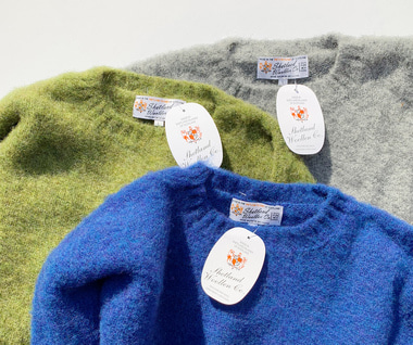 [RESTOCK] Shaggy Dog Crew Neck Sweater (3 Colors)