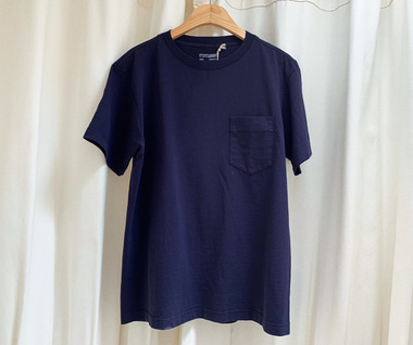 Balta Pocket T-Shirt (Navy)