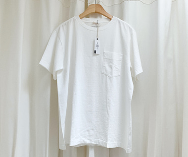 Balta Pocket T-Shirt (White)