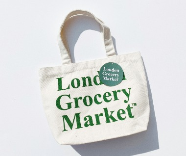 Cotton Market Bag (Small)