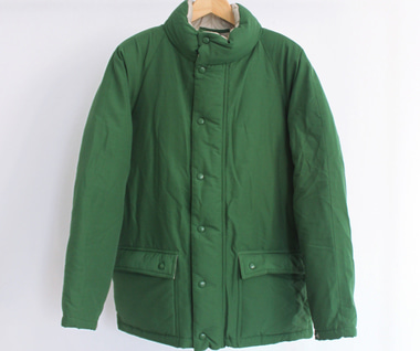 Puft Jacket (Emerald Grosgrain)