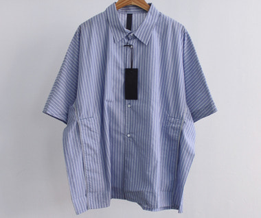 Vented Shirt (Bold Stripe)