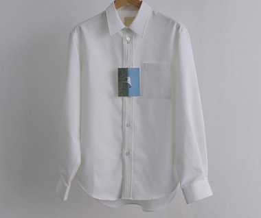 Dress Shirt (White)