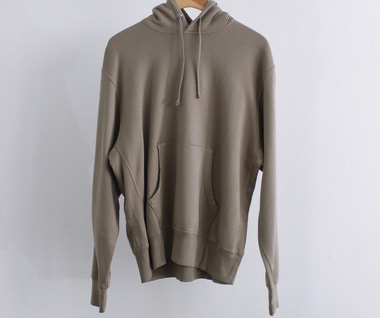 Classic FT hoodie (Almond)